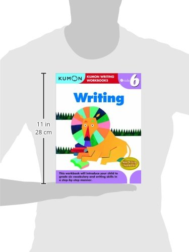 Grade 6 Writing (Kumon Writing Workbooks): Kumon Publishing ...