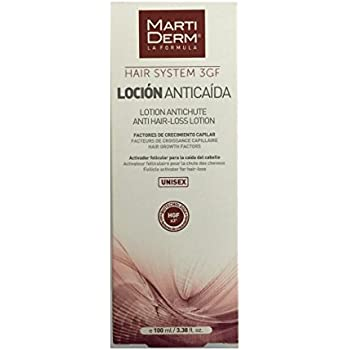 MARTIDERM ANTI HAIR-LOSS LOTION 100ml Xmas Gift Skin Beauty Gift
