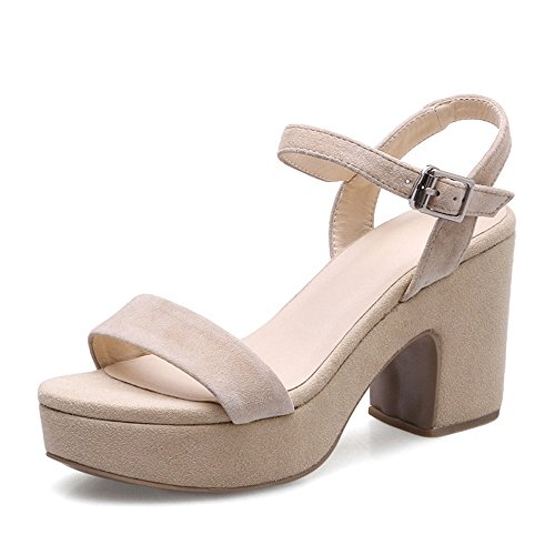 Mujer Corbata De A Zapatos Claro Con Sandalias Marrón Xzgc Y Verano qwSEInP