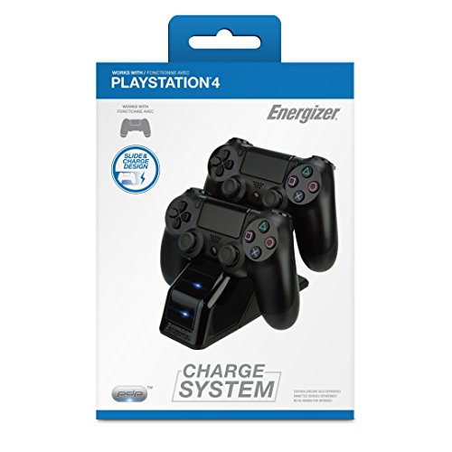 playstation 4 charger station energizer