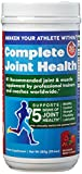 Complete Joint Health - Joint Supplement for Men and Women -Collagen Peptides Powder with BioPerine, Enzymes, Glucosamine MSM Powder - X 7 Strength Formula Pain Relief & Joint Support Drink, 20.6 oz