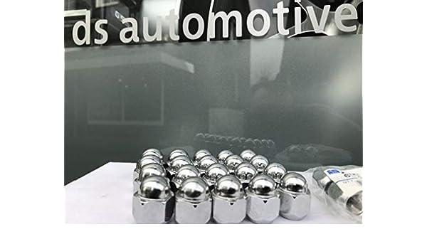 Subaru 623006021 20 tuercas de rueda originales, M12 x 1,25 x 26 mm, SW19: Amazon.es: Coche y moto