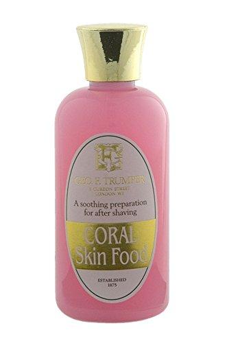 Geo F. Trumper Coral Skin Food 100ml Travel Bottle