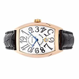 Franck Muller Curvex automatic-self-wind mens Watch 8880 SC DT (Certified Pre-owned)
