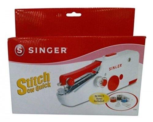 Songbird Stitch Sew Quick, Hand Held Sewing Machine, New,