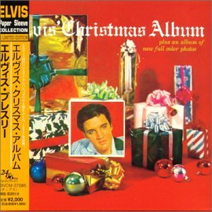 Elvis' Christmas Album (Limited Edition) (Paper Sleeve Collection Mini LP 24 bit 96 ()