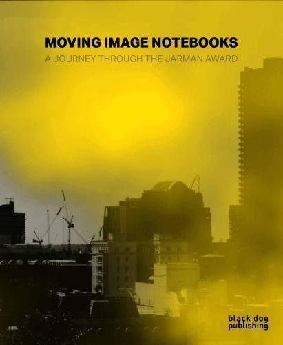 Books : Moving Image Notebooks 2018: A Journey Through the Jarman Awards