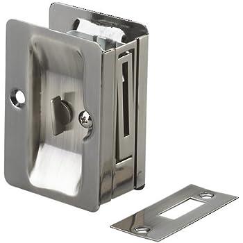 Onward 1700nbpsbc Pocket Door Pull With Passage Lock
