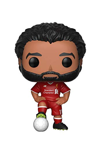 Funko- Pop Vinyl EPL Liverpool Mohamed Salah Collectible Figure, Multicolor (29217)