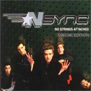 No Strings Attached (Bonus AVCD) by Jive / Zomba