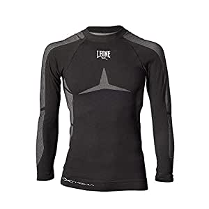 Leone 1947 Black Sport Top For Unisex