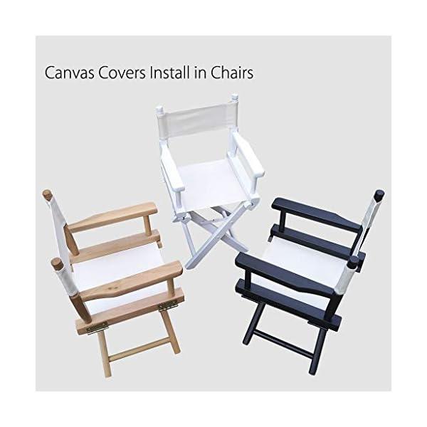 Sostituzione pieghevole Copertura sedia da campeggio Patio copertura della sedia da giardino Amministrazione esterna… 6 spesavip