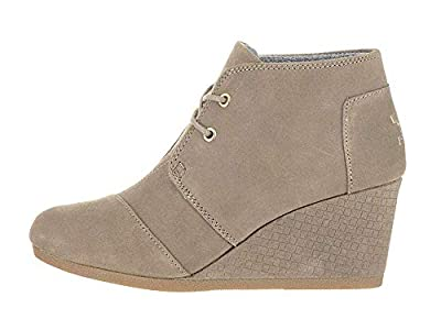 TOMS Men's Carlo Pig Suede Ankle-High Fashion Sneaker