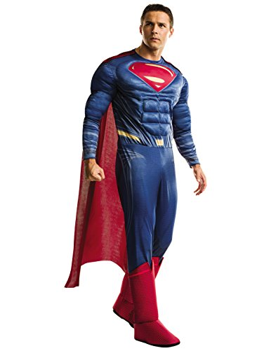 superman+costumes Products : Adult Batman V Superman: Dawn of Justice- Deluxe Superman Costume