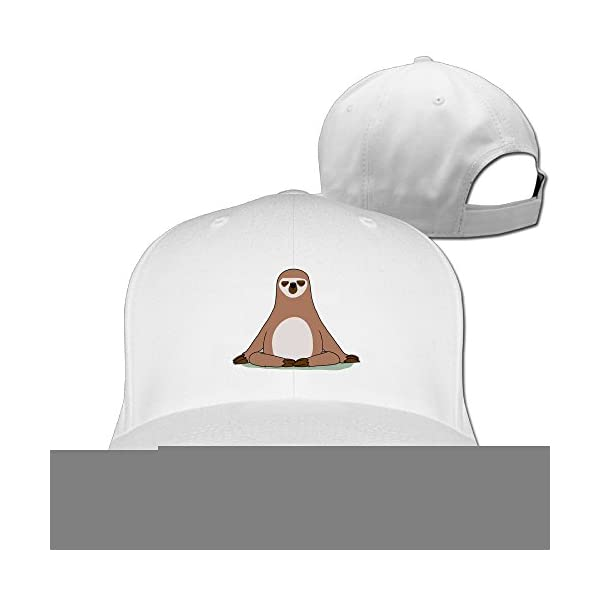 Vintage Snap Sloths Baseball Caps Hats -