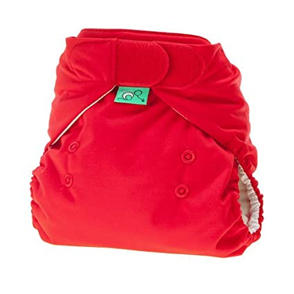 TotsBots PeeNut Poppet Reusable Washable Waterproof Wrap Size 1, 6 to 8lbs, for use with Bamboozle Nappies 5060131211824