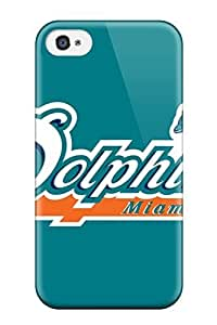 Dana Diedrich Wallace's Shop Hot miamiolphins NFL Sports Colleges newest Case For Iphone 5C Cover 8808642K330611350