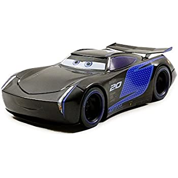 disney pixar cars 3 jackson storm die cast vehicle toys games. Black Bedroom Furniture Sets. Home Design Ideas