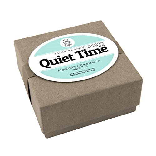 The Idea Box Kids Quiet Time Activities for Kids: Quiet Indoor Activities for Kids
