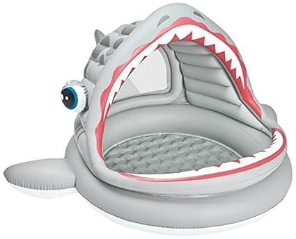 Amazon.com: Intex Sombrilla inflable para piscina en forma ...