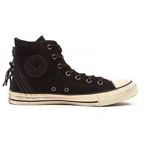 Converse Chuck Taylor All Star Hi - Zapatillas para mujer Negro