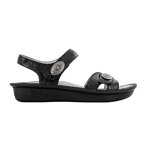 Alegria Womens Vienna Sandal Cowgirl Tar Size 38 EU (8-8.5 M US Women) by Alegria