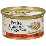 Petite Cuisine Red Snapper Entree Gourmet Canned Cat Food, My Pet Supplies