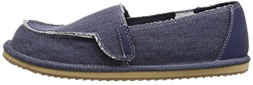 The Children's Place Boys' BB Slipon Deck Slipper, Navy, Youth 5 Medium US Infant - Image 5