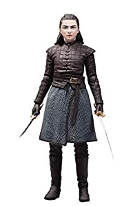 McFarlane Toys Game of Thrones Arya Stark Action Figure, Multicolor
