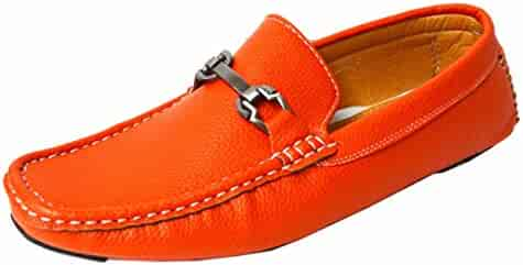 dfb3176b2b5 Men s Classic Driver Buckle Moccasin Slip On Non-Slip Loafers Shoes  (Payne-01
