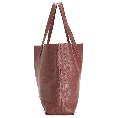 MAC , Damen Tote-Tasche Burgunderrot