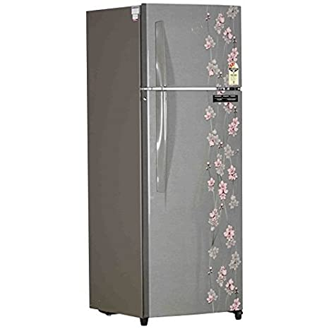 Godrej 290 L 3 Star Frost Free Double Door Refrigerator(RT Eon 290 P 3.4, Silver Meadow)