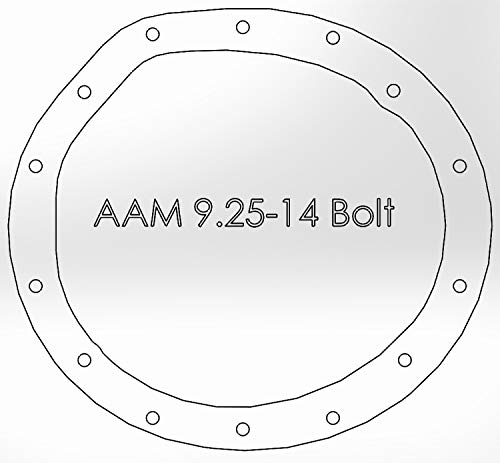 Amazon Com Afe Power 46 70042 Dodge Diesel Front Differential Cover