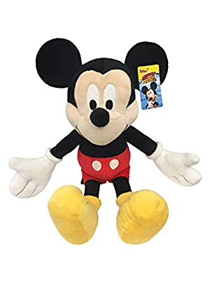 """Disney Mickey Mouse Classic 15"""" Plush Pillow Buddy from Jay Franco and Sons, Inc."""