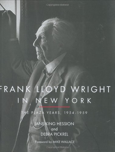 Frank Lloyd Wright in New York: The Plaza Years - Store Plaza Kings