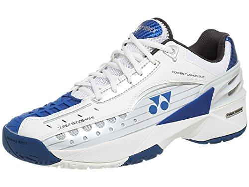 Yonex - Zapatillas sht308ex para hombre, talla 39, color blanco / azul