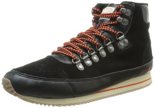JimmyBar Merel - Zapatos de cuero para hombre Negro (Black)