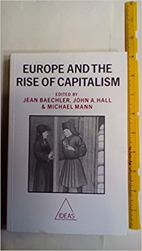 Europe and the Rise of Capitalism (Ideas) (1990-01-03)