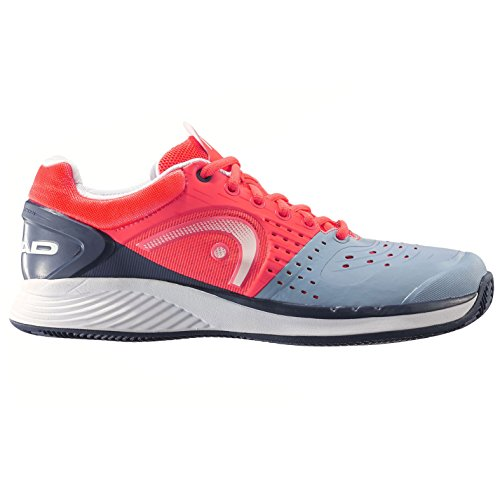 Head - Sprint Pro tenis Clay hombres (coral/gris) - UE 46 - UK 11