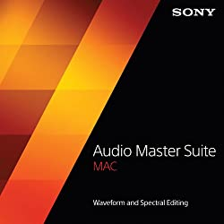 Sony Audio Master Suite Mac [Download]