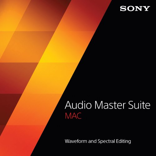 Sony Audio Master Suite Mac [Download] by Sony