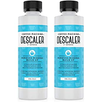 Amazon Descaler 2 Pack 2 Uses Per Bottle Made In The Usa