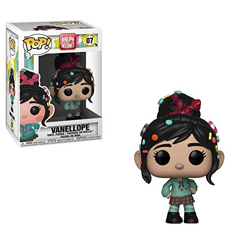 Funko Disney Wreck-It-Ralph 2 Pop 2, Multicolor, Talla unica, 33411