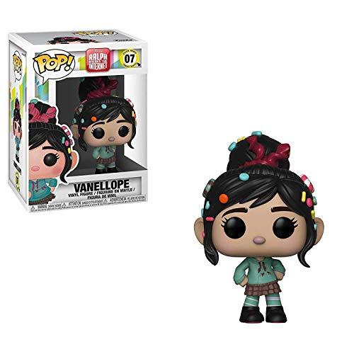 Funko Disney Wreck-It-Ralph 2 Pop 2, Multicolor, Talla unica, 33411