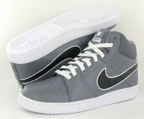 Nike Court Royale Gs, Chaussures de Tennis les Enfants et les Adolescents, Blanc Cassé (White/Photo Blue), 40 EU