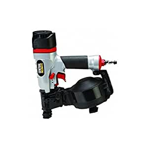 Central Pneumatic 11 Gauge Coil Roofing Nailer Power