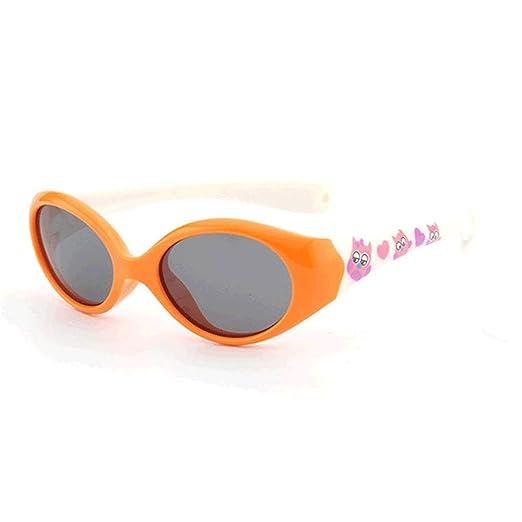 NNSYJ Gafas de Sol Gafas de Sol para niños pequeños ...