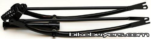 Fito Springer Gabel, lang, schwarz, Made in Taiwan, für 66 cm Beach Cruiser Fahrräder Fahrräder von Fito