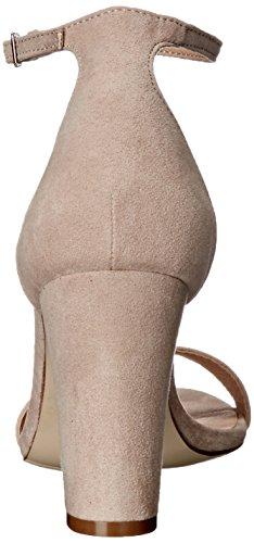 609 rosado tela para Altas rojo Zapatillas Girl Mujer Madden BEELLA gnRqpwxP