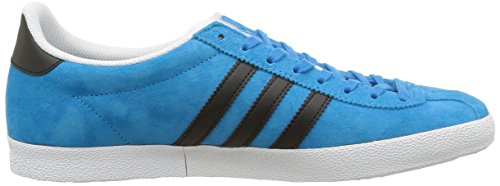 Core Og Gazelle Azul mode Originals Blue adidas White homme Baskets Solar Black EWzxqWnT